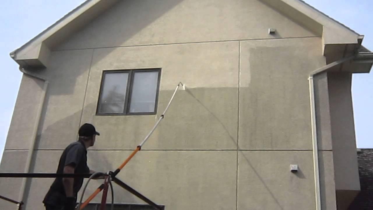 Stucco Washing Deckpro Powerwash Company