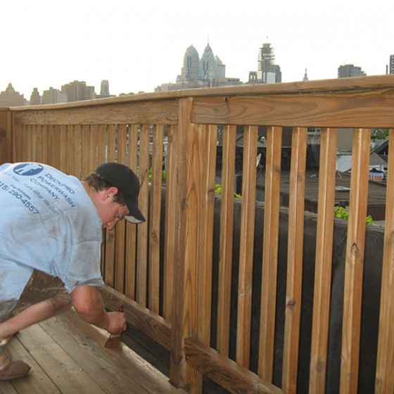 edging-on-roof-deck